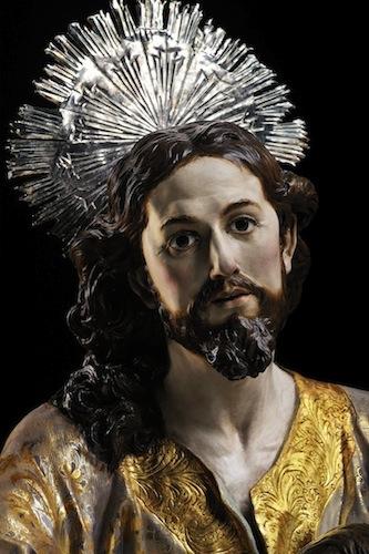 Jesús (detalle)
