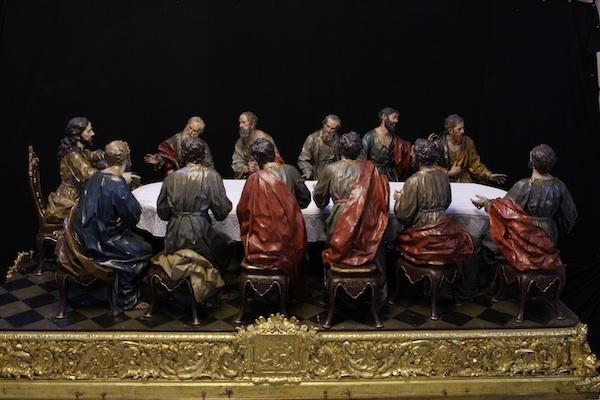 Resultado de imagen de pasos de la ultima cena de jesus