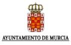 Imagen del escudo del Ayto de Murcia