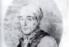 Retrato de Salzillo escultor
