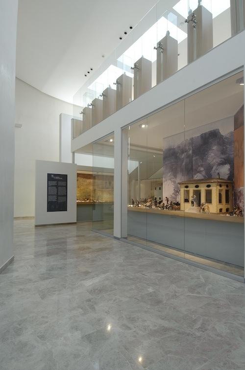 Imagen de la sala del Belén