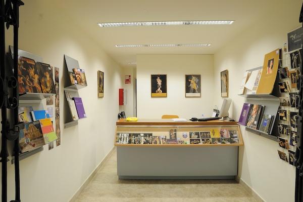 Tienda del Museo Salzillo