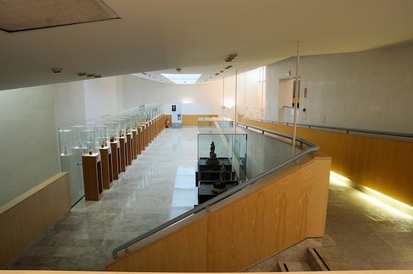 Vista de la Sala de los Bocetos