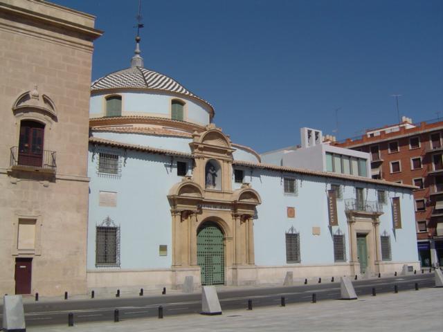 Vista de plaza San Agustin