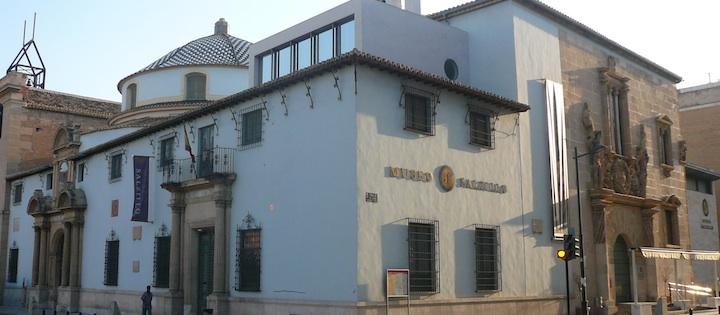 Fachada del edificio del Museo Salzillo