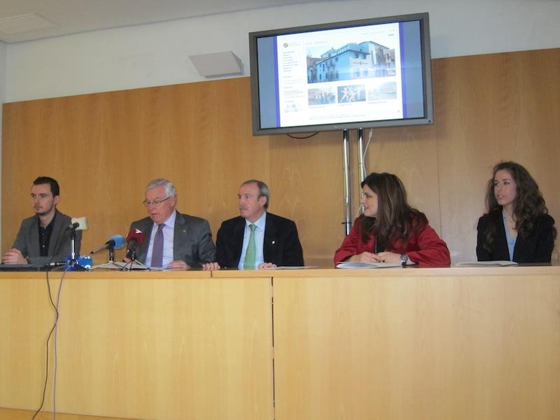Presentación de la nueva Web del Museo Salzillo