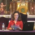 """Marina Gacto Sánchez - Seminario """"Museos e investigación"""""""