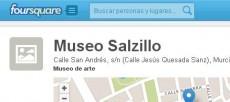 Foursquare del Museo Salzillo de Murcia