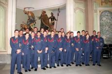 Alumnos de la AGA - Visita al Museo Salzillo, enero de 2013