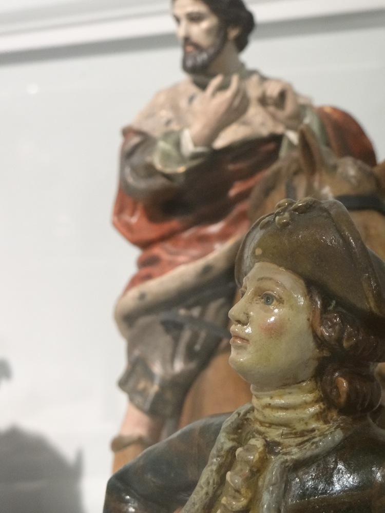 Palafrenero de Nicolás Almansa - Elemento de la Exposición
