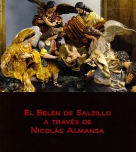 """Cartel de la Exposición """"El Belén de Salzillo a través de Nicolás Almansa"""""""
