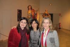 María Teresa Marín, Alice Semedo y Concepción de la Peña - Museo Salzillo