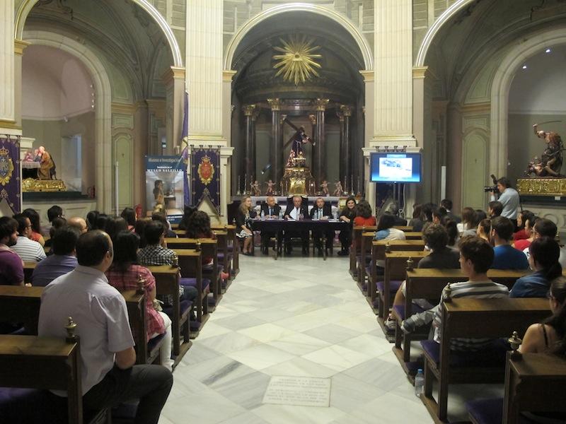 Conferencias en el Museo Salzillo con motivo del Día Internacional de los Museos