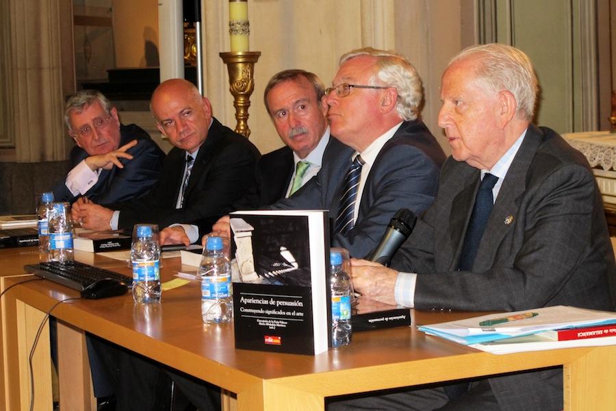Presentación del libro en homenaje al profesor Rodríguez Gutiérrez de Ceballos