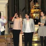 Acto de entrega de diplomas del Seminario