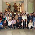"""Asistentes al Seminario """"Museos, memoria y progreso social"""""""