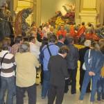 Inauguración de la exposición 250 aniversario