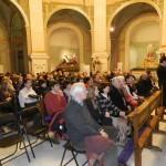 Asistentes a la visita exclusiva para Amigos del Museo Salzillo