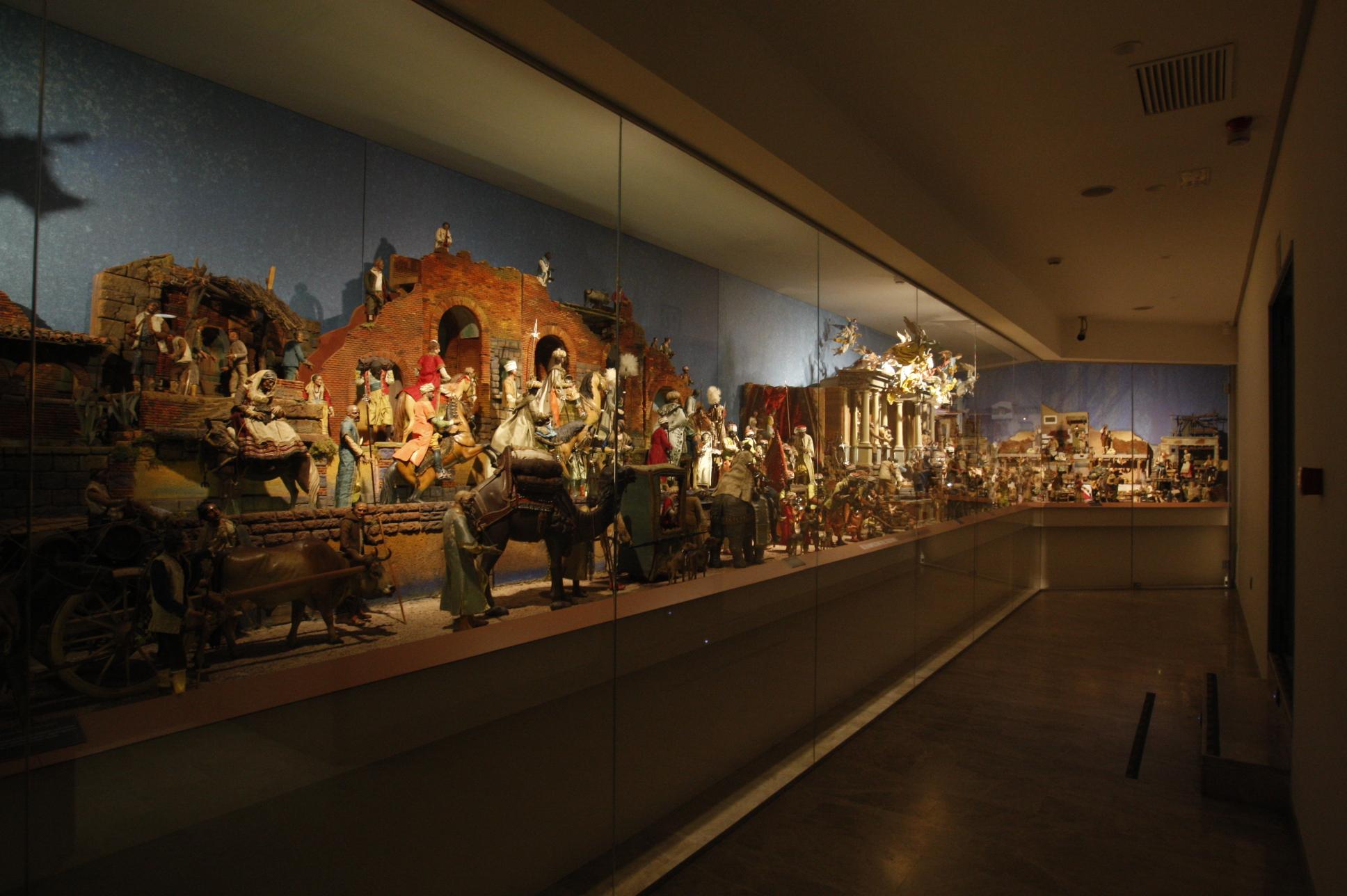 Bel n napolitano museo salzillo - Figuritas para el belen ...