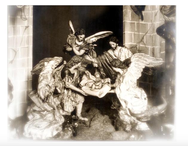 Belén de Salzillo: cien años de deleite público (1915-2015)