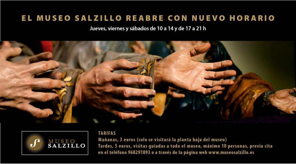 Reapertura del Museo Salzillo